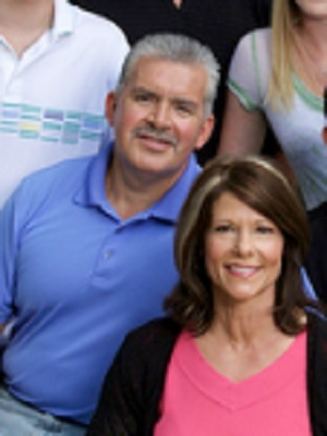 Sheriff Gerry Bustos and U.S. Rep. Cheri Bustos, who are married and who won new terms in office during Tuesday's elections