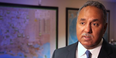Orleans Parish Sheriff Marlin Gusman