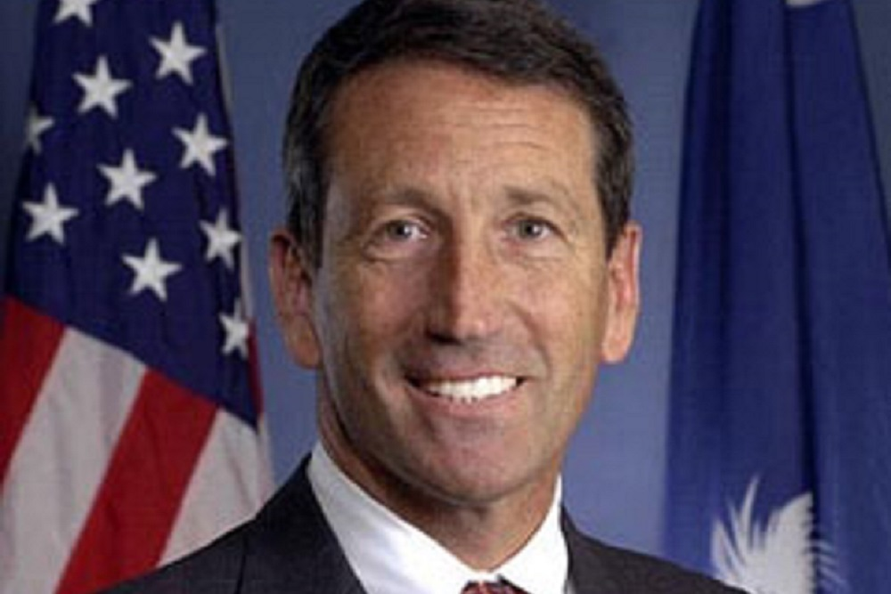 """Mark Sanford said the act is a """"clear coup"""" for the Port of Charleston."""