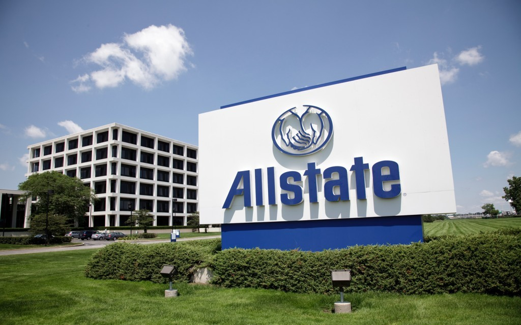 Allstate provides various forms of insurance to more than 16 million U.S. households.