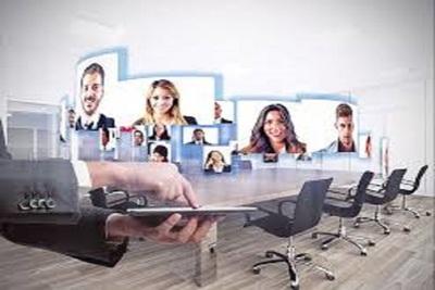Medium videoconference