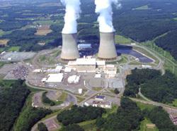 Susquehanna nuclear plant