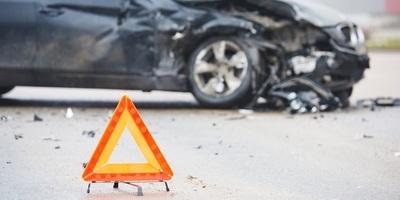 Medium car accident 38