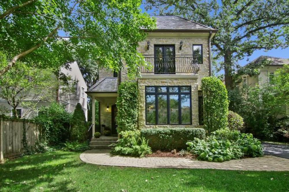 This home at 607 Provident Ave. in Winnetka sold earlier this month for $1.34 million