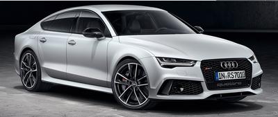 2016 Audi A7 RS7