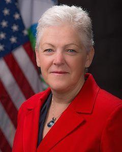 EPA Administrator Gina McCarthy