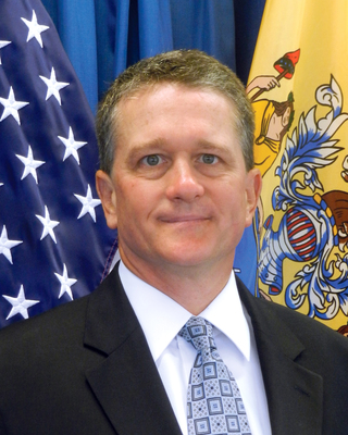 New Jersey Acting Attorney General John Hoffman