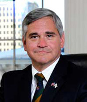 Rhode Island Attorney General Peter Kilmartinin