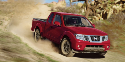 The 2019 Nissan Frontier.