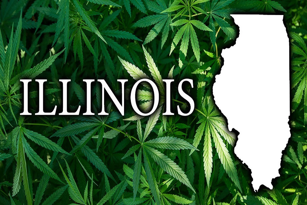 Illinois cannabis legalisation