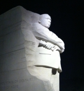 Rev. Dr. Martin Luther King, Jr. statue