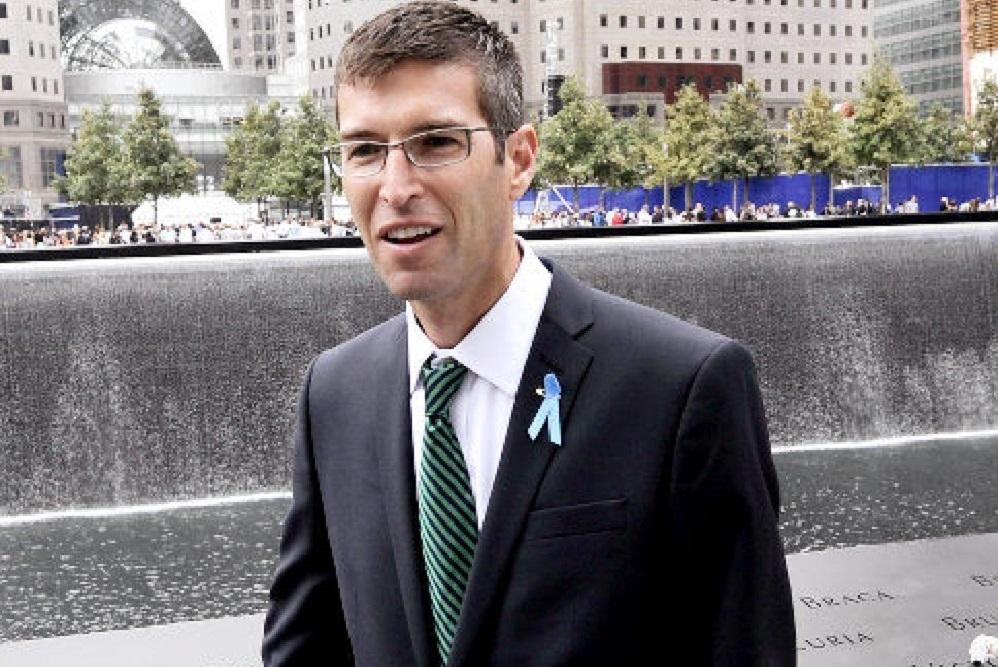 Michael Arad designed the National September 11 Memorial.