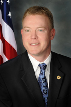 Rep. Brandon Phelps (D-Harrisburg)