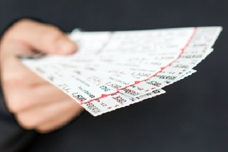 Large tickets
