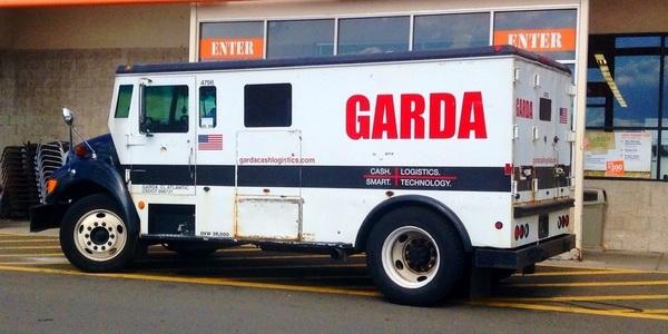 Large gardatruck