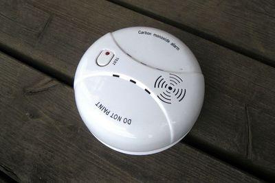 Medium carbon monoxide alarm