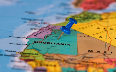 Officials expect Mauritania's external debt to reach 79 percent of Gross Domestic Product by 2018.