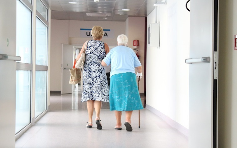 AAFP recently hosted a keynote address on problems with nursing home operations.