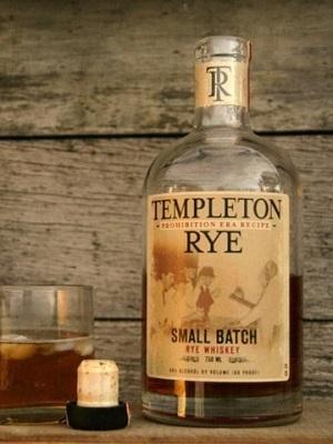 Large templetontopper