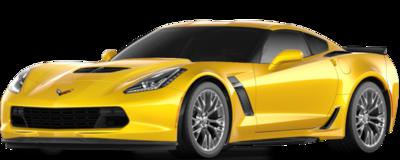 Chevrolet Corvette Z06 1LZ coupe