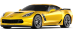 Chevrolet Corvette Z06 1LZ coupe