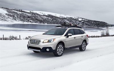 The Subaru Outback starts at $24,895