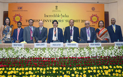 Qatar Airways participates in Incredible India Tourism Investors' Summit