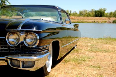 Roddy Tree Ranch Car Show