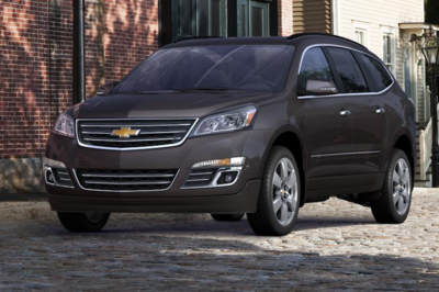 The 2016 Chevrolet Traverse is an all-around great car for road trips or day-to-day driving.