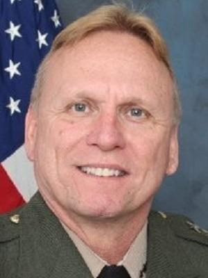 State Police Director Leo Schmitz