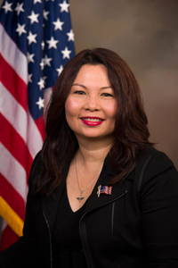 Rep. Tammy Duckworth (D-IL)