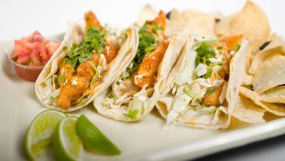 Medium tacos