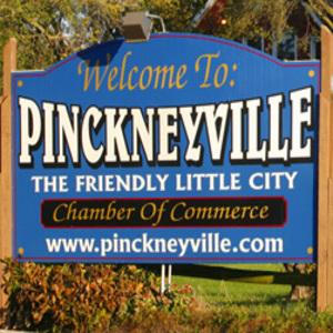 Medium pinckneyvillesign