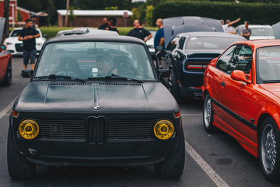 Cruise-ins are an informal way to meet up with friends, and make some new ones, in the car enthusiast community.