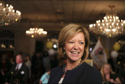 Congressional candidate Jeanne Ives (R-Wheaton)