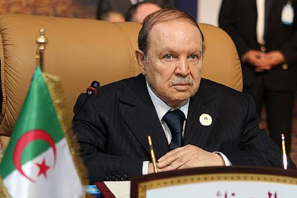 Algerian President Abdelaziz Bouteflika appointed new members of the government.