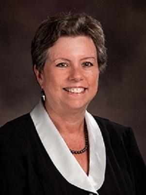 Community College Board Executive Director Karen Anderson