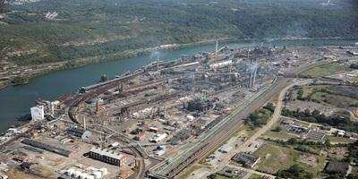 Clairton Coke Works plant