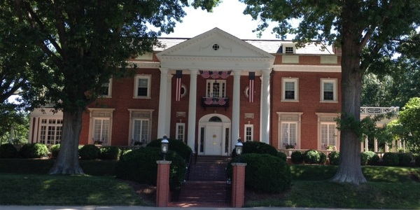 Large wvgovernorsmansion