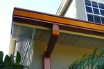 Seamless gutters are growing in popularity for the convenience factor.