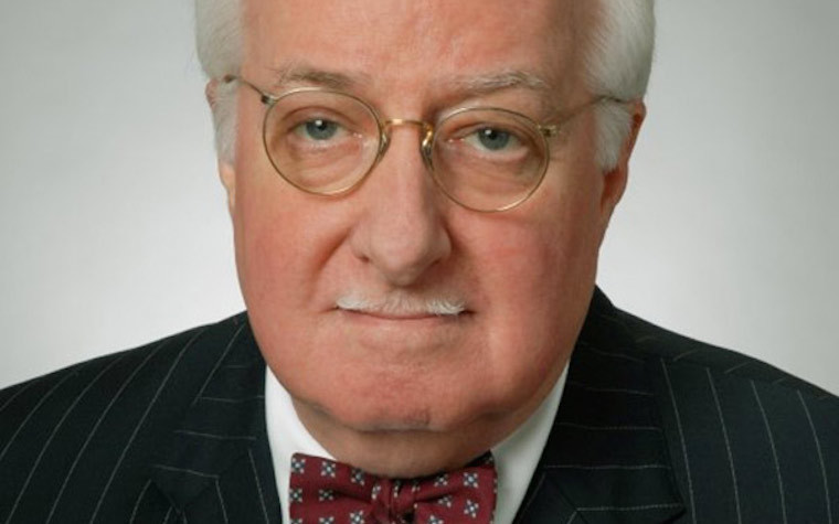Stuart Bumpas became a trustee at the Foundation in 1981.
