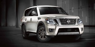 This full-sized SUV has an expansive interior that can fit up to seven passengers.
