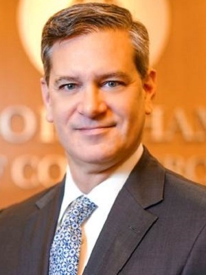 Illinois Chamber of Commerce President and CEO Todd Maisch