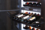 A dedicated wine refrigerator can replicate the conditions of a wine cellar.