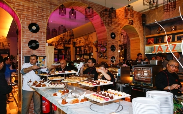 Urban Jazz Kitchen recently opened in Doha.