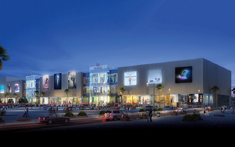 Nakheel enhances Circle Mall with rooftop complex