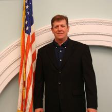 Stan Metzger, Coles County Board chairman