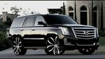 Elegant and timeless define the Escalade's style.