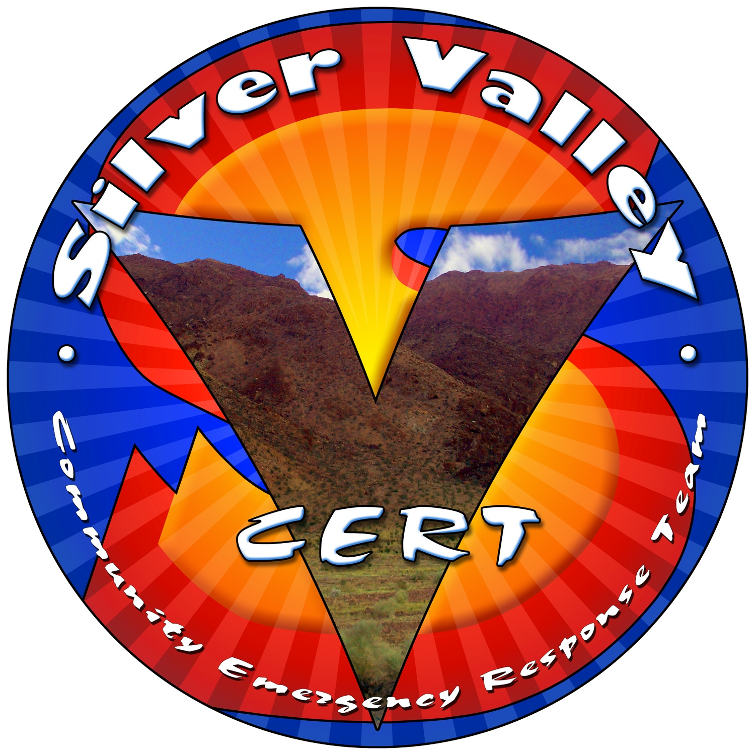 Silver Valley CERT volunteers respond to emergency situations.