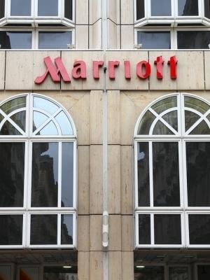 Large marriott